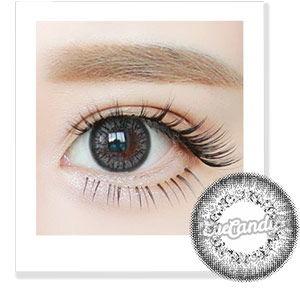 No. 7 Wonder Gray color contact lens