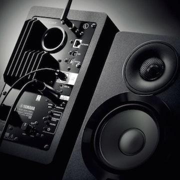 NX-N500 POWERED SPEAKER