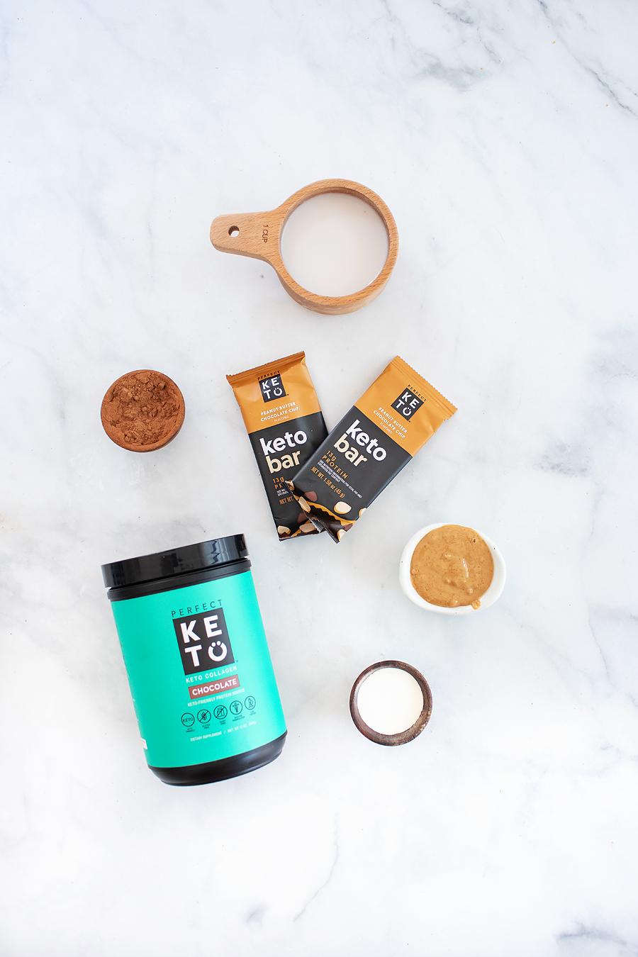 Peanut Butter Chocolate Smoothie Recipe