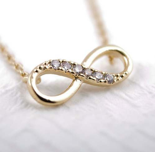 Infinity Jewelry Collection