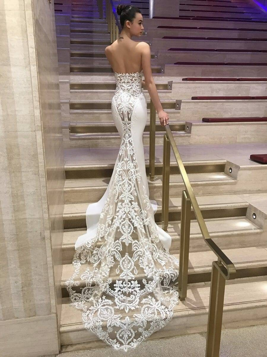 ENZOANI LAINEY WEDDING DRESS