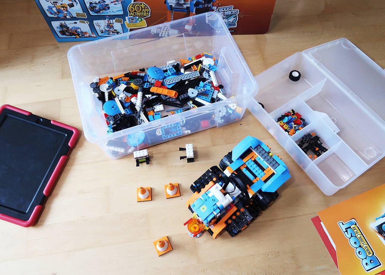 lego boost creaativity