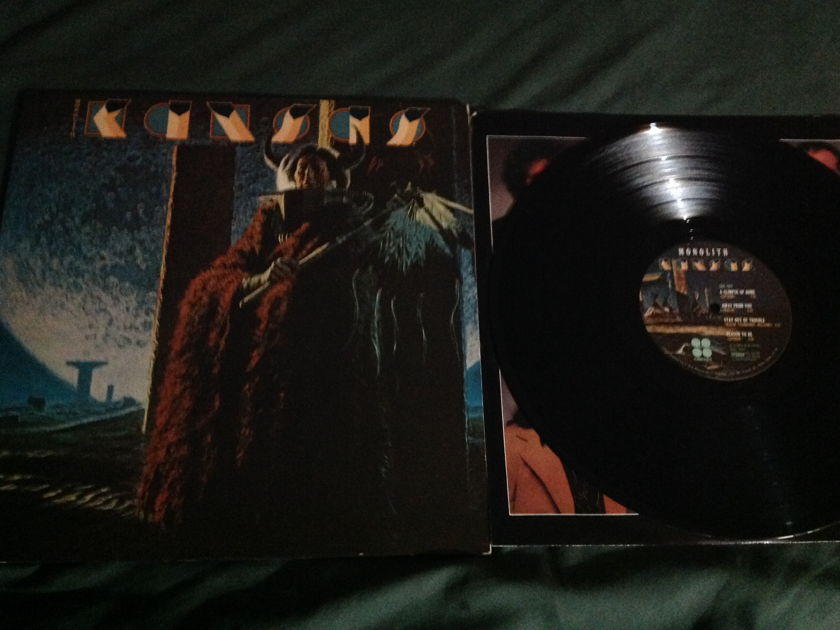 Kansas - Monolith LP NM