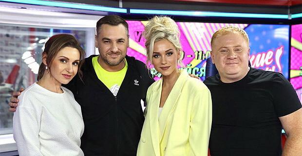 Валерия Астапова стала гостьей утреннего шоу «Русские Перцы» - Новости радио OnAir.ru