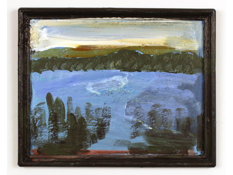 Ilse Murdock painting