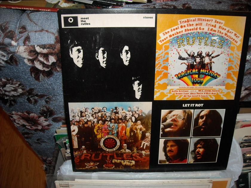 The Rutles - Meet The Rutles Warner Bros.  LP (c)