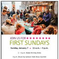 First Sundays with NMWA