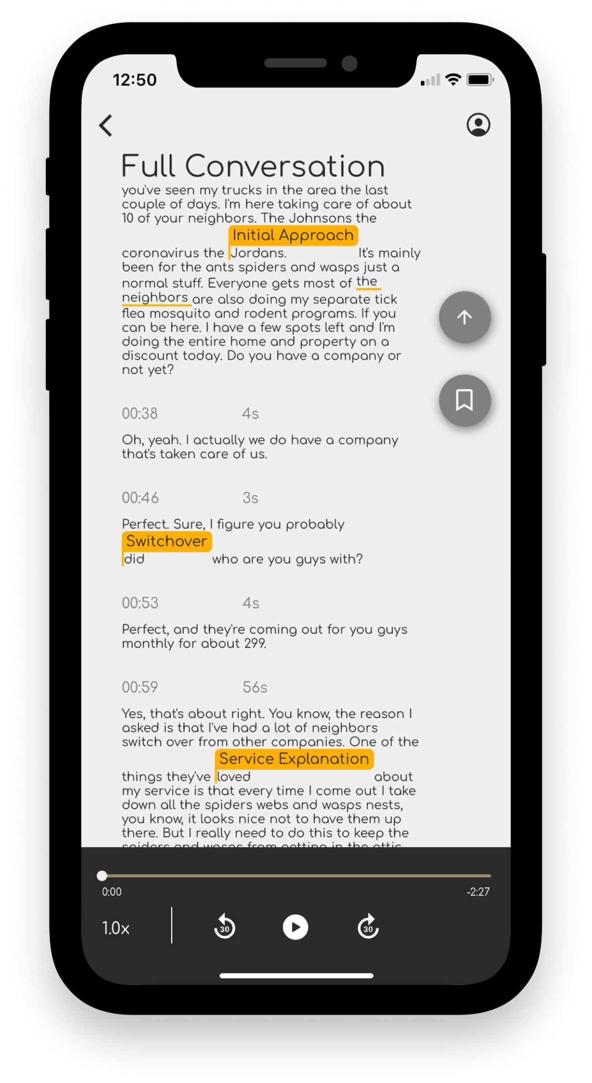 Analyze bookmarksbookmarks