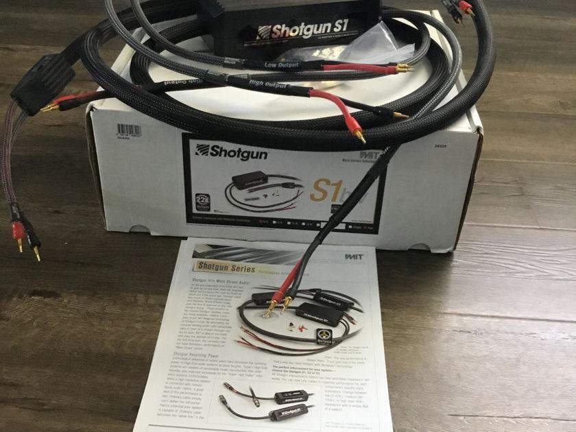 MIT Shotgun S1 Bi-wire 8ft. Pair
