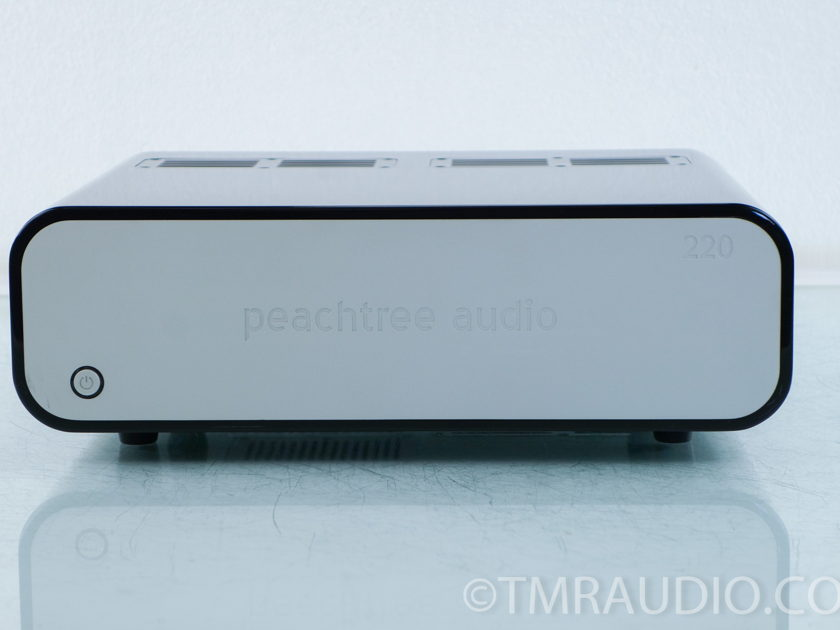 Peachtree Audio 220 Stereo Power Amplifier (9881)