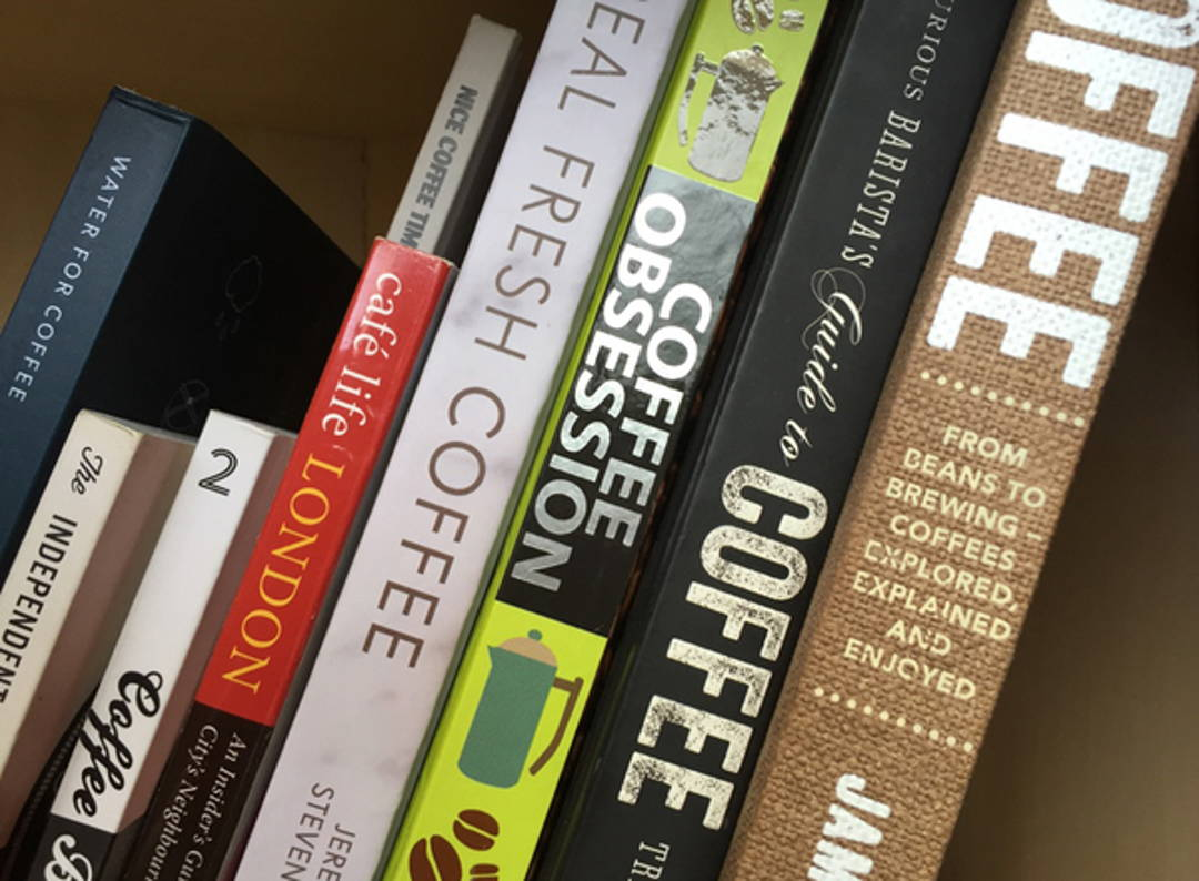 A Guide to Coffee Books for the Novice Explorer and Enthusiast