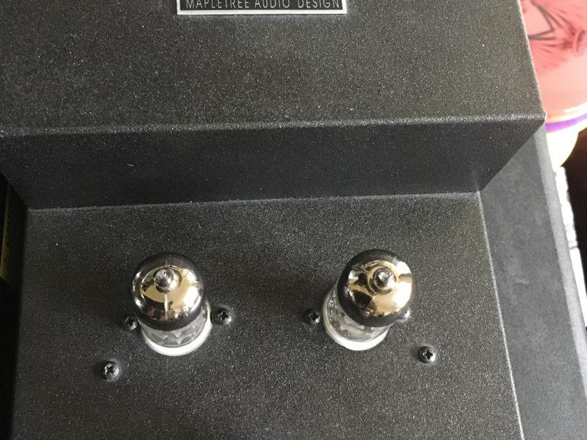 Mapletree Audio Design Sugarmaple Sidewinder Headphone Amp
