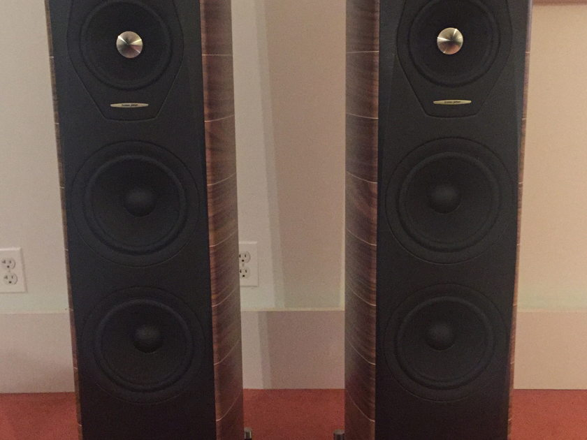 Sonus Faber Olympica III -Walnut (Pair) **Trade in**