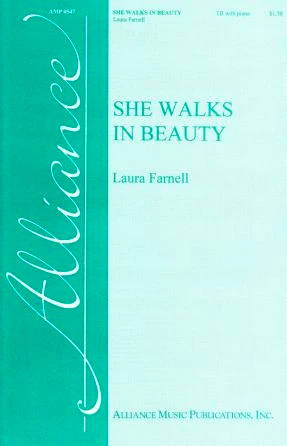 She Walks in Beauty TB - Laura Farnell