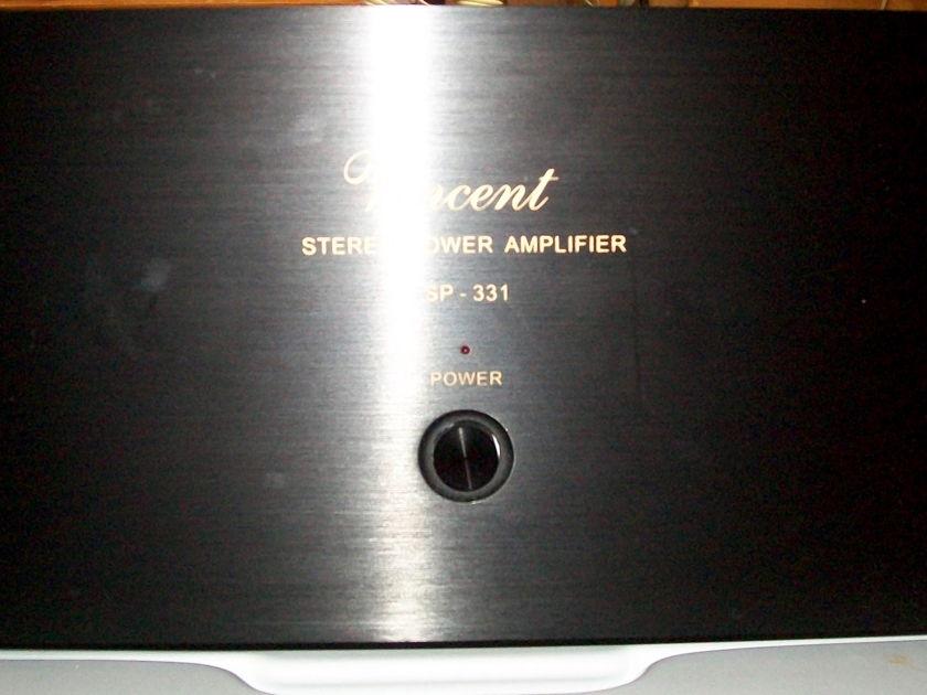 Vincent SP-331 Hybrid Stereo Amplifier