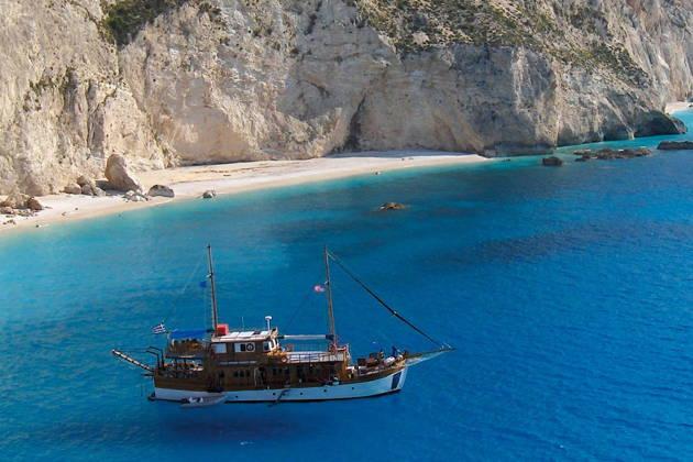 Морская прогулка к Эгейским островам