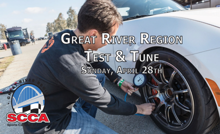 Great River Region SCCA - Autocross Test & Tune #1