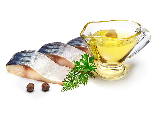 Herring Oil and Seafood
