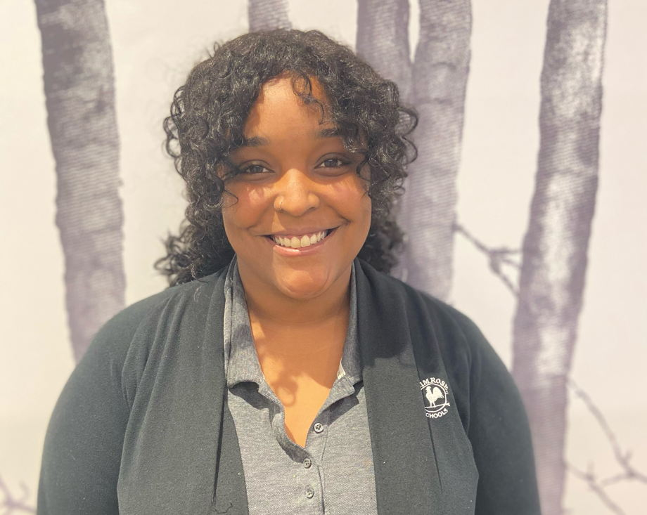 Ms. Jasmine Currie , Preschool Pathways Teacher