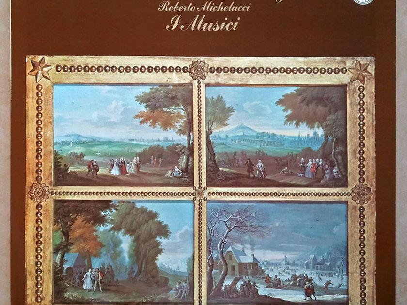PHILIPS   I MUSICI (Michelucci) / VIVALDI - The Four Seasons / NM