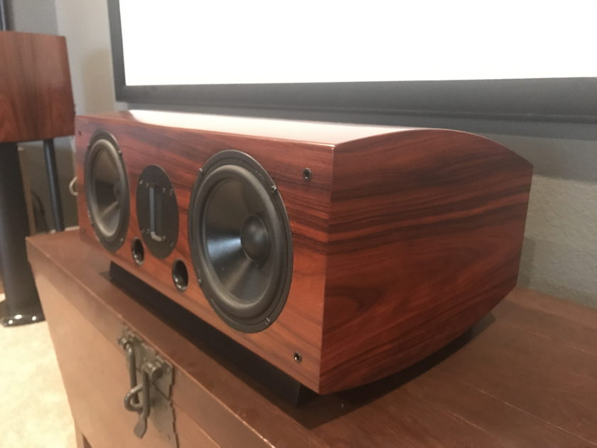 LSA Group LCR Statement in Rosewood NEAR MINT CONDITION