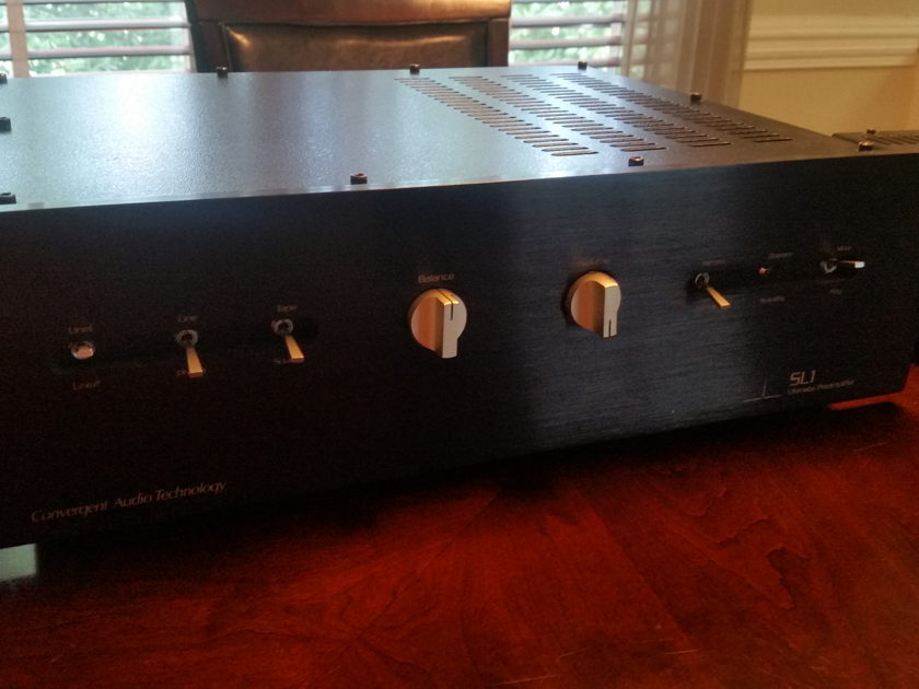 Convergent Audio SL-1 Ultimate Preamplifier