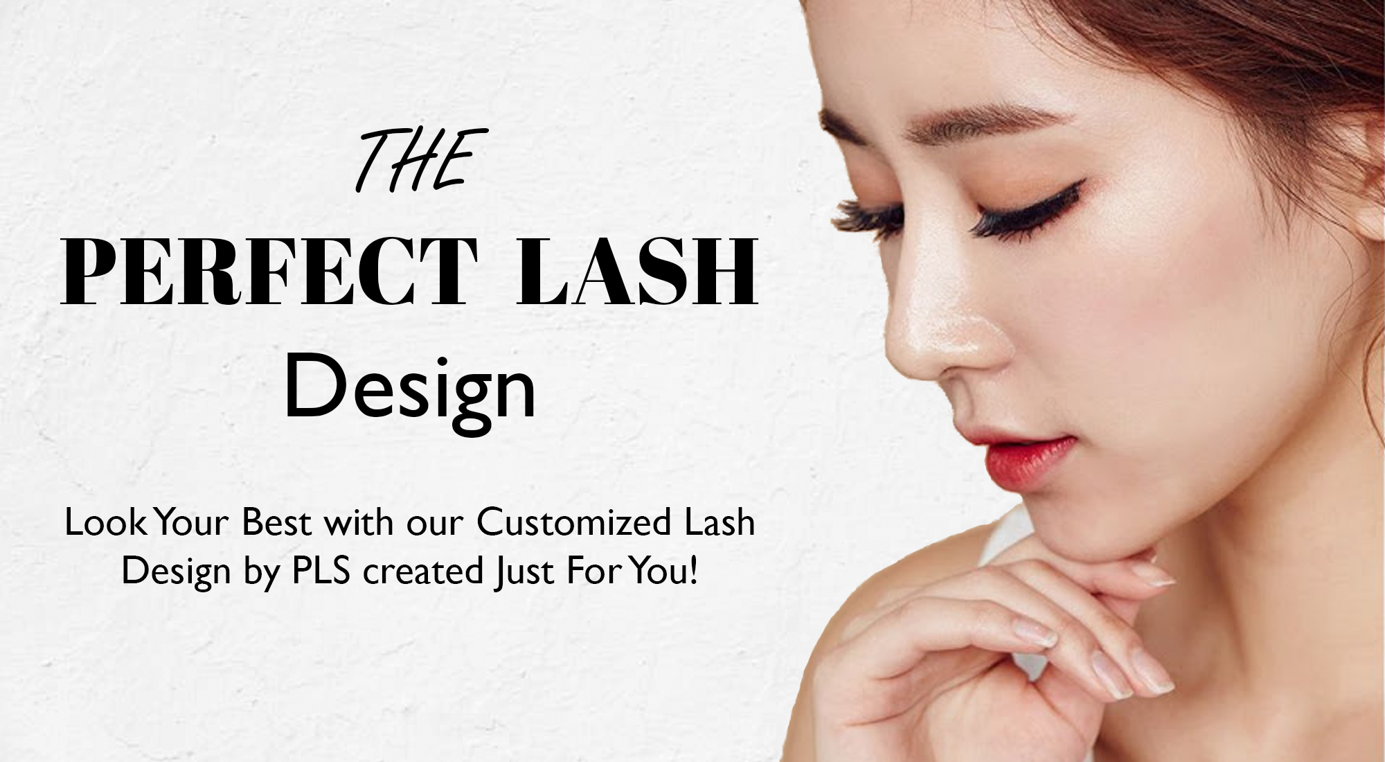Get The Perfect Eye Lash Design - Project Lash Studio Singapore