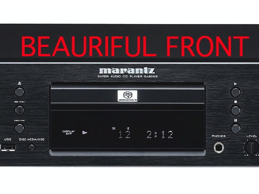 MARANTZ PM8003 INTEGRATED AMPLIFIER BEST IN ITS CLASS