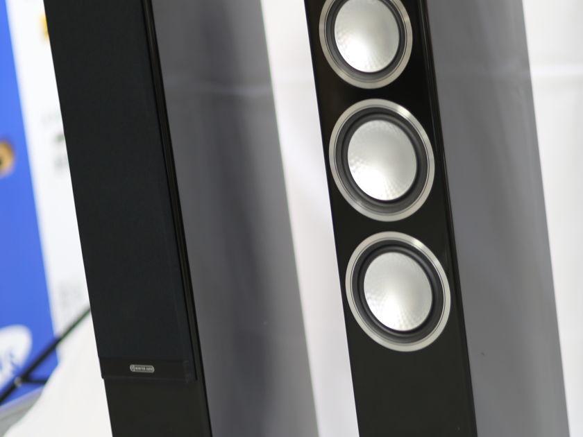 Monitor Audio  Gold 200 Floor Standing Speakers in Piano Black