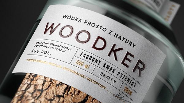 Moonshine trademark Woodker