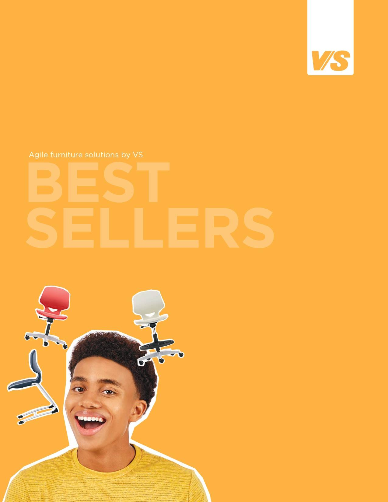 VS America Best Sellers Brochure