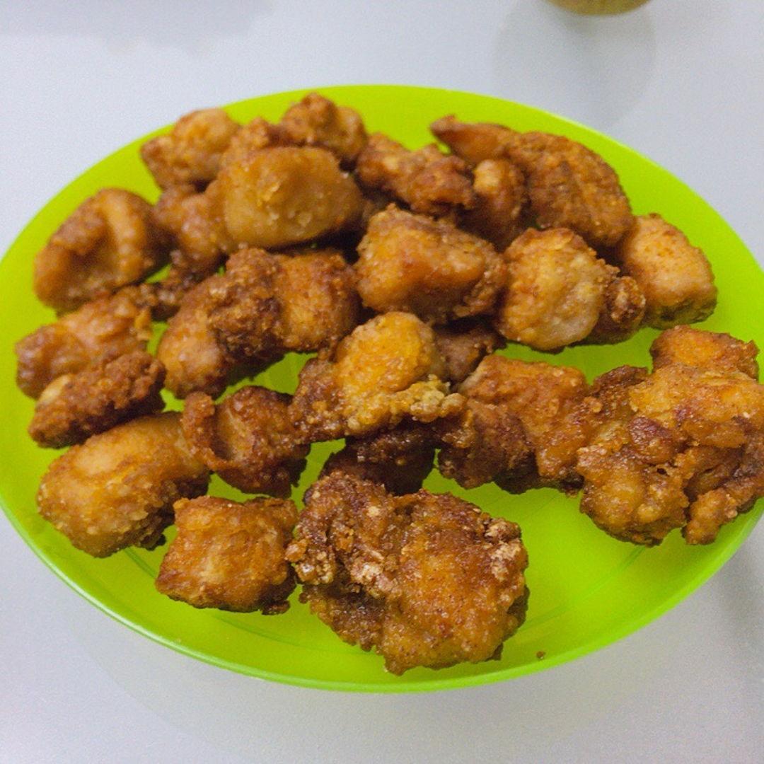 盐酥鸡. Will try other recipes.