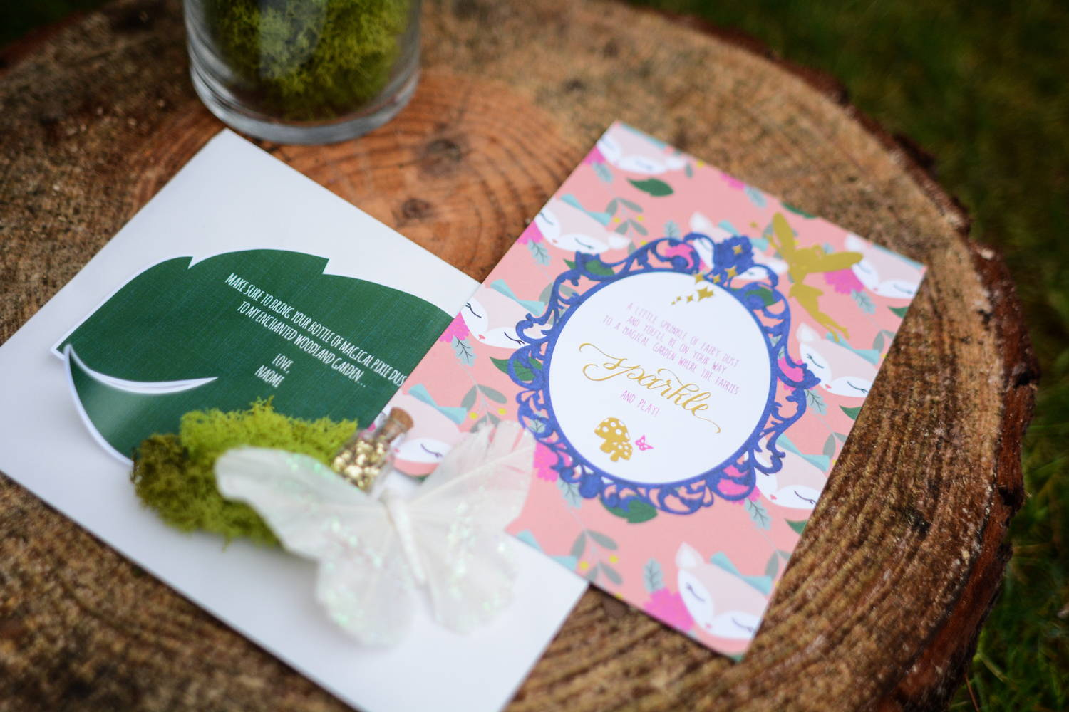 Garden Party Invites, Tea Party Invites