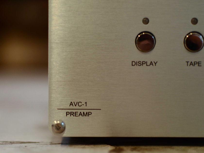 Bent Audio  AVC-1 Dave Slagle Autoformer Passive w/remote control