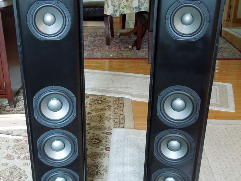 Revel F52 Loudspeakers Black Ash