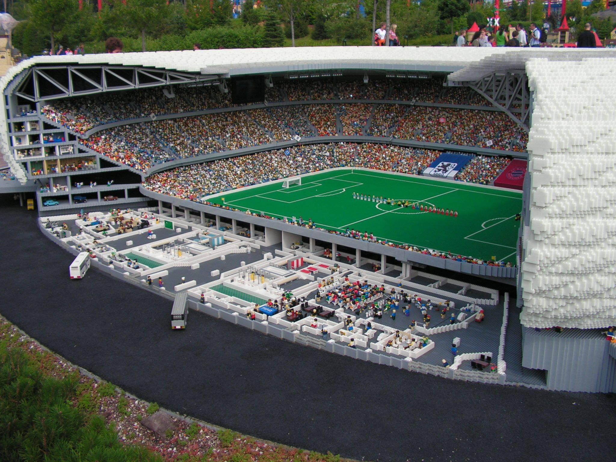 Allianz Arena model