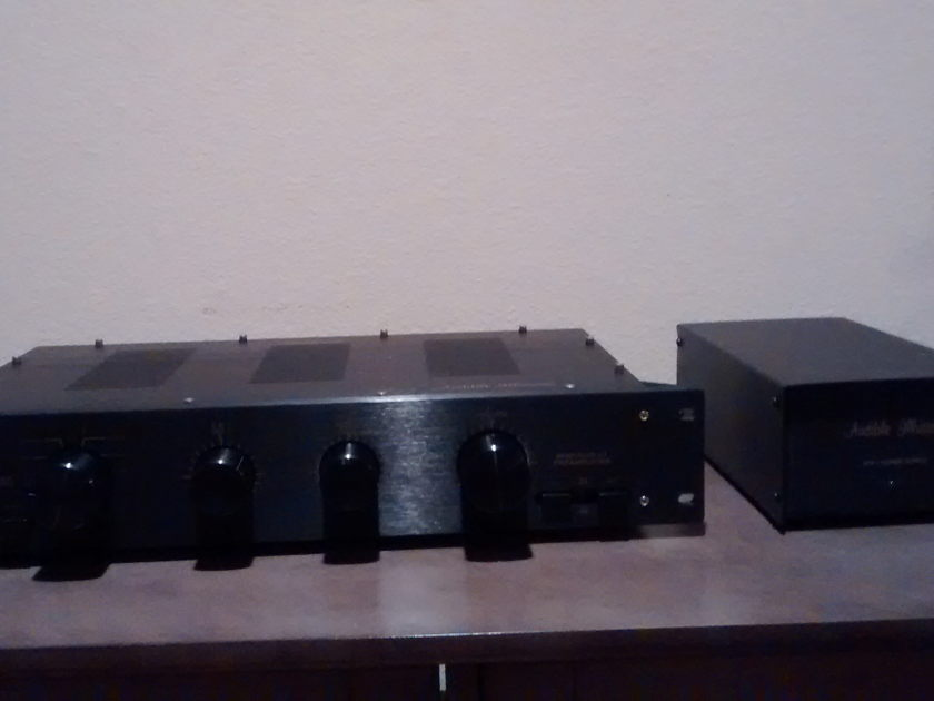 Audible Illusions Modulus L1 Tube Linestage and Headphone Amplifier