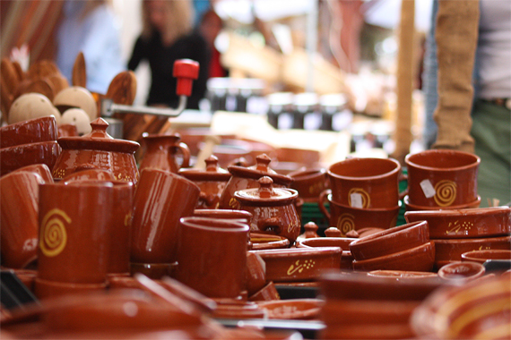 Santa Maria - Majorcan mud – ceramics art and tradition