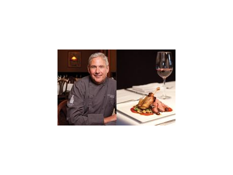 A Magnificent Dinner for 12 Prepared by Todd Jurich and Expertly Paired with Vintage First Growth and Premier Cru Bordeaux Wines from the Miller Cellar