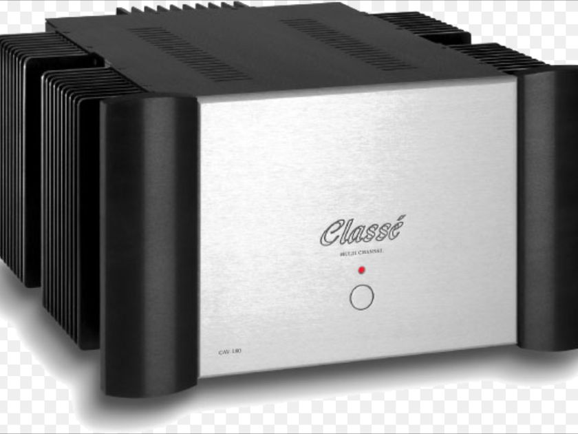 Classe  CAV-180 5 channel amp