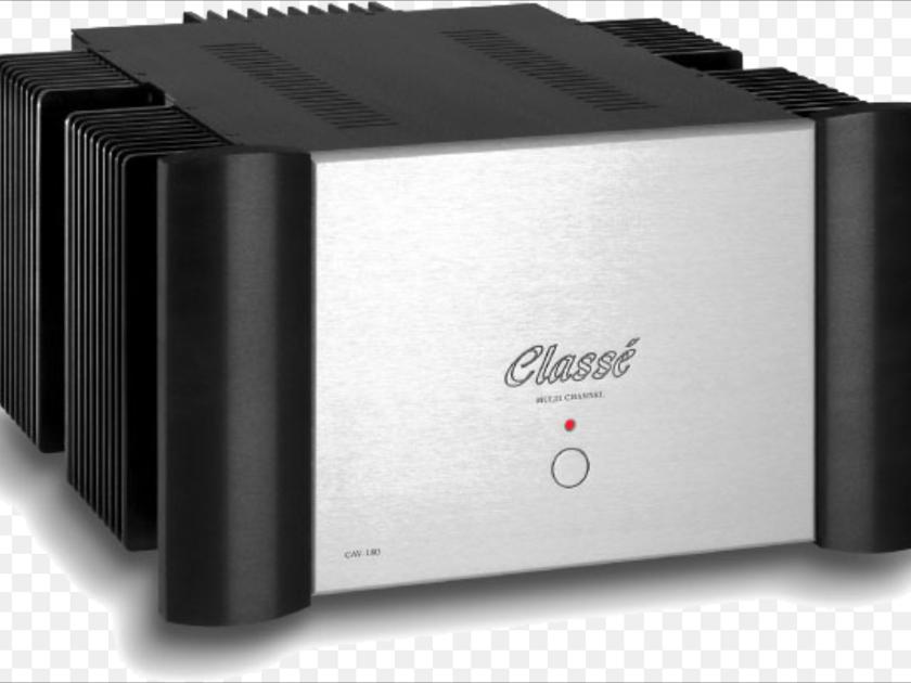 Classe  CAV-180 5 channel amp