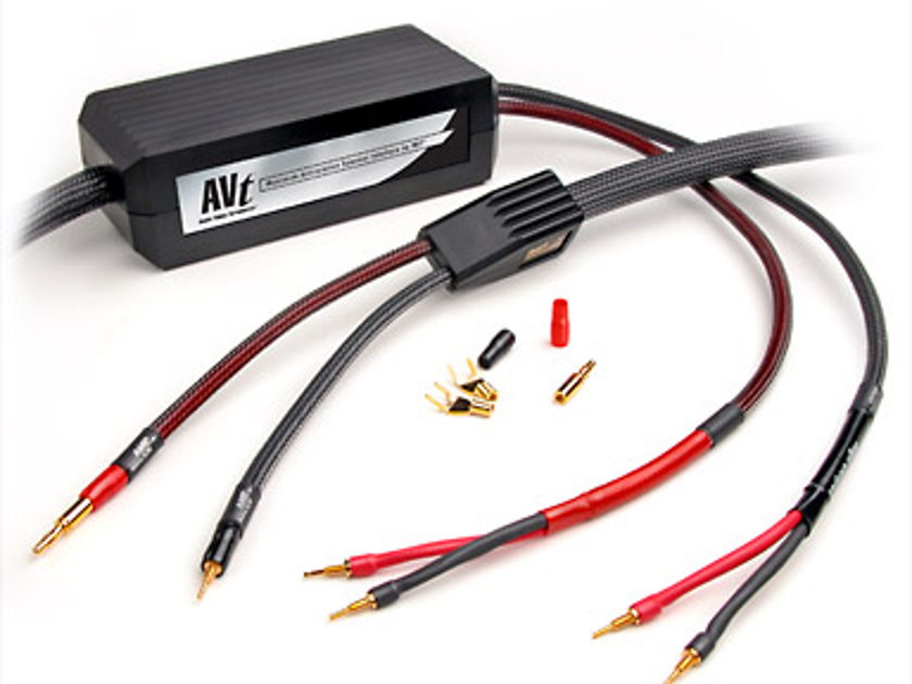 MIT AVT MA BiWire 10 ft pr, new-in-box 2012 model save 40% lifetime wrnty