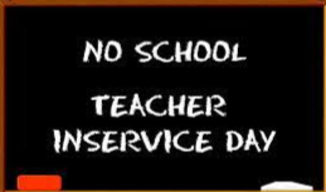Teacher In Service Day