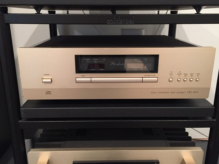 Accuphase DP-410 120V NA Import