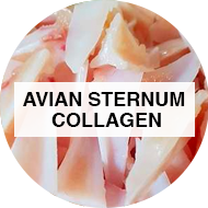 Avian Sternum collagen