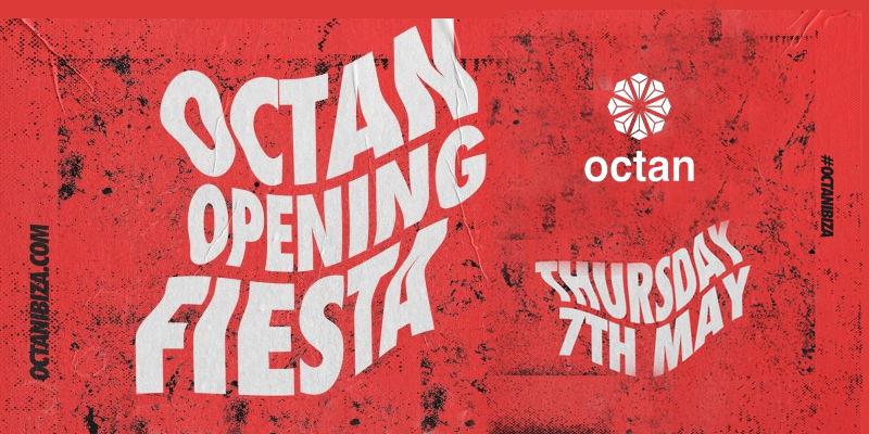 Tickets opening party Octan club Ibiza 2020