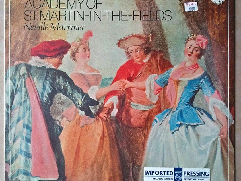 Sealed PHILIPS   MARRINER/MOZART - Symphonies Nos. 30, 32, 33, 37