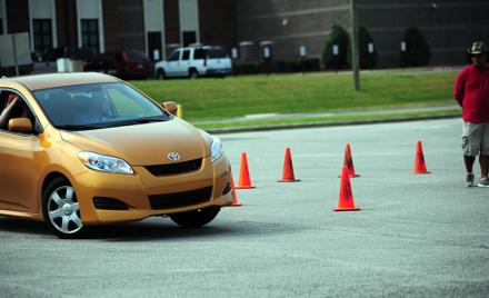 ALSCCA Teen Driver Clinic 4/14/18