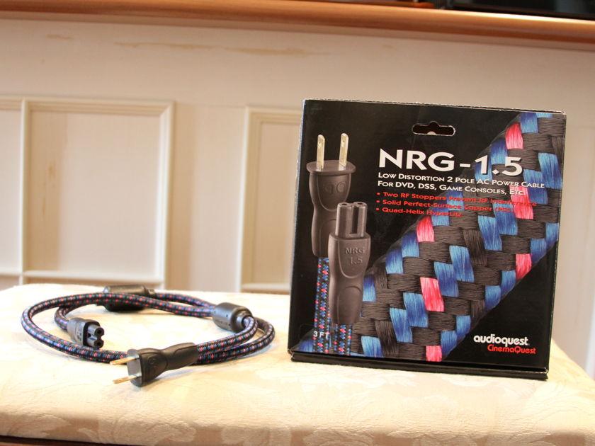 Audioquest NRG 1.5