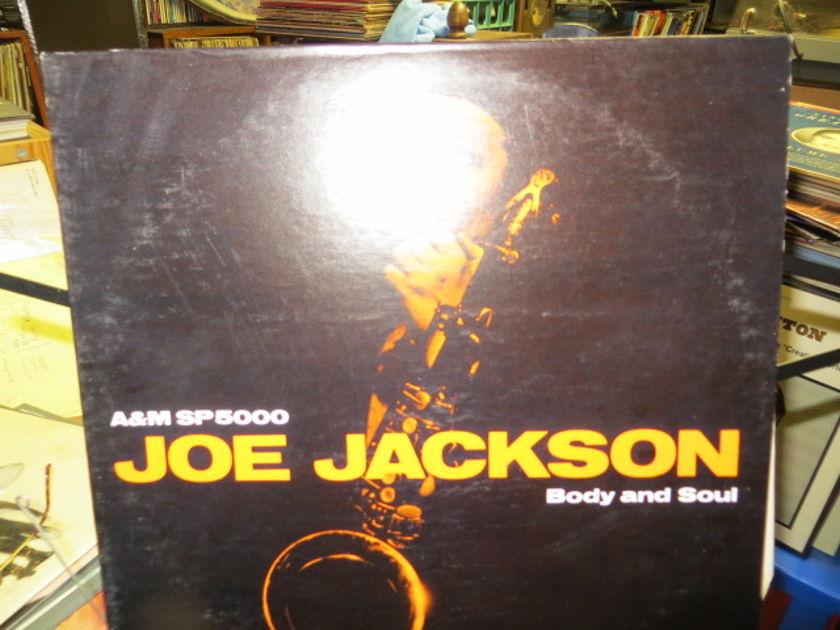 JOE JACKSON - BODY AND SOUL